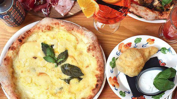 Lucilla - Le Clan des Mamma Pizza