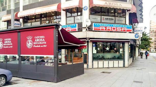 Arosa Cafetería Restaurante Arosa
