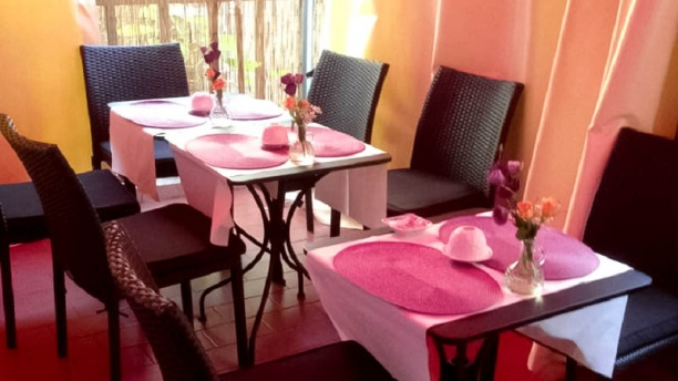 Caffetteria Hermosa tavoli