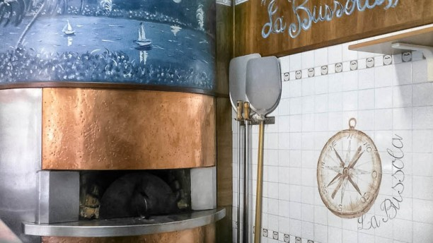 La Bussola forno
