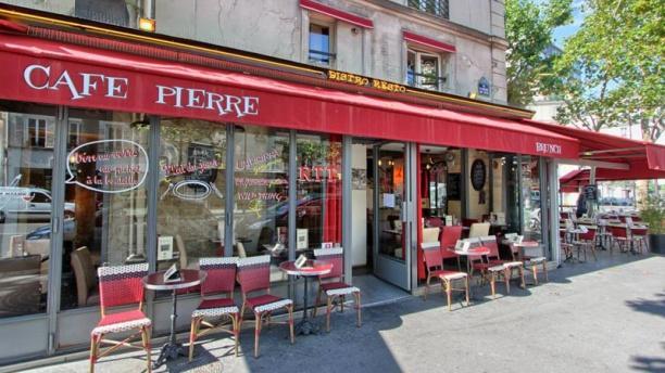 Caf pierre restaurant 202 rue du faubourg saint - Restaurant terrasse ou jardin paris limoges ...