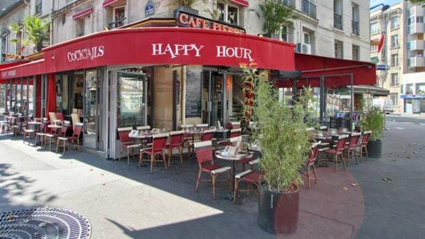 Restaurant caf pierre paris 75012 bastille nation - Restaurant terrasse ou jardin paris limoges ...