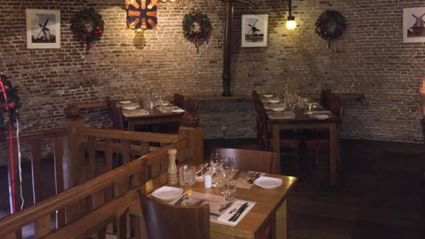De Noordmolen Het restaurant