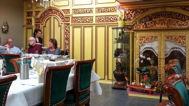 Candi Borobudur Het restaurant