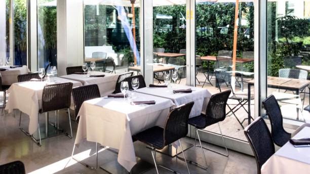 Caffe Palombini all'Eur Vista sala