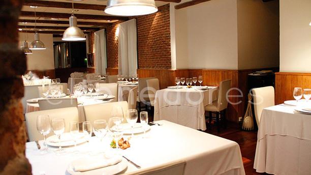 pack romantico con restaurante madrid