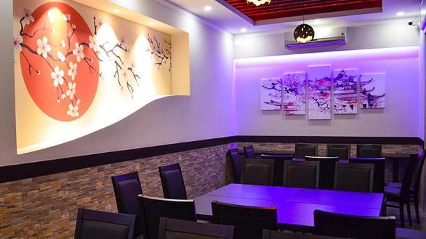Sakura Taranto Sala del ristorante