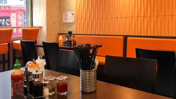 restaurant bobun paris 75011 buttes chaumont belleville p re lachaise m nilmontant. Black Bedroom Furniture Sets. Home Design Ideas