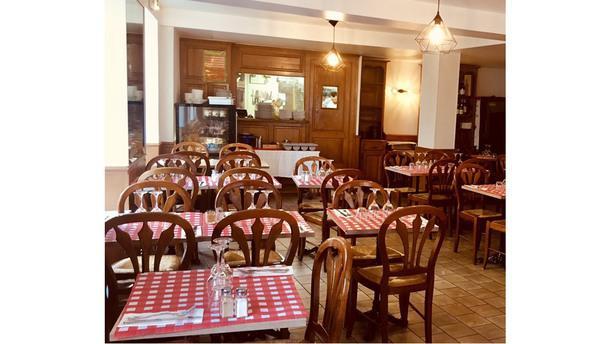 Le Michelet Salle du restaurant