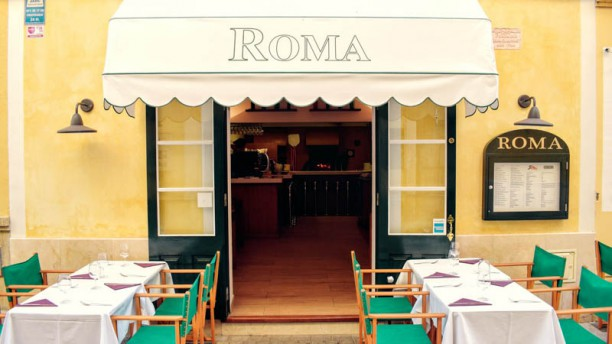 Pizzeria Roma Terraza