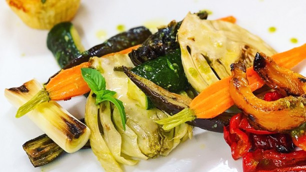 Stoviglie - Authentic Natural Food Verdure