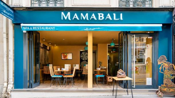 Mamabali - Brunel Devanture