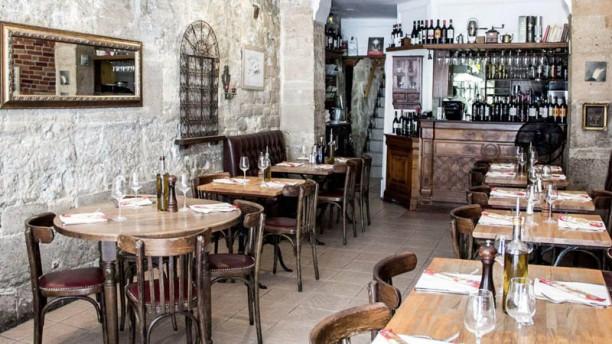 Restaurant Don Giovanni Paris