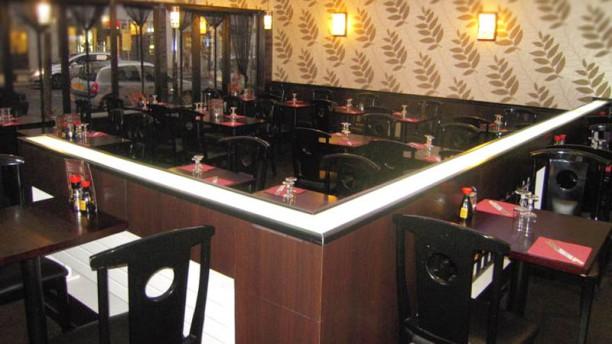 Restaurant Rue Balard Paris