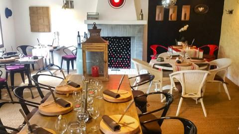 restaurant - L'auberge des Cygnes - Barbey