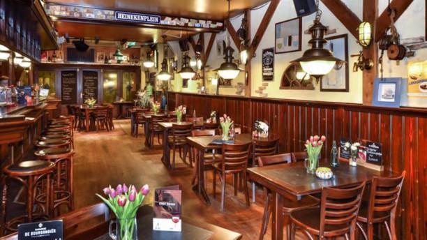Eetcafe Rumours Het restaurant