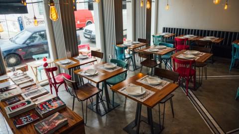 Muito BEY - Modern Lebanese Kitchen, Lisboa