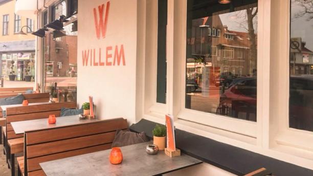 Cafe Willem Terras