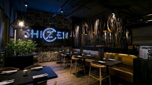 Shizen Fine Asian Cuisine Impressie 1