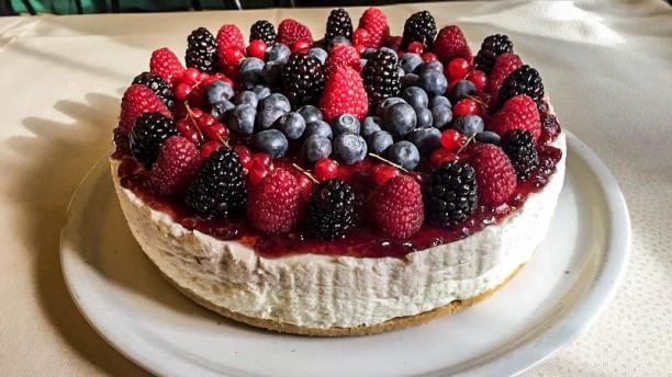 Dal Mago Cheesecake ai frutti di bosco su prenotazione
