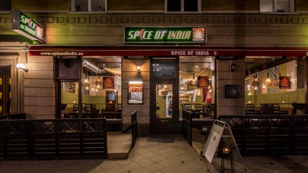 Spice of India Vasastan Restaurangens