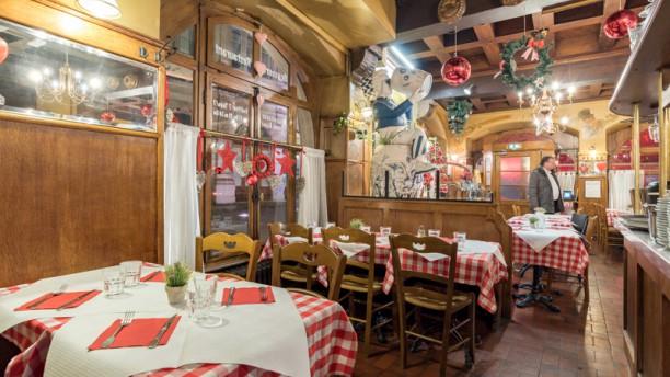 Aux Armes de Strasbourg Salle de restaurant