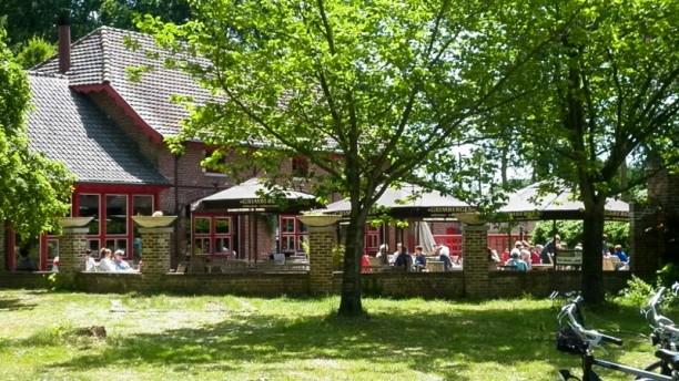 Het Koetshuis Terrasse