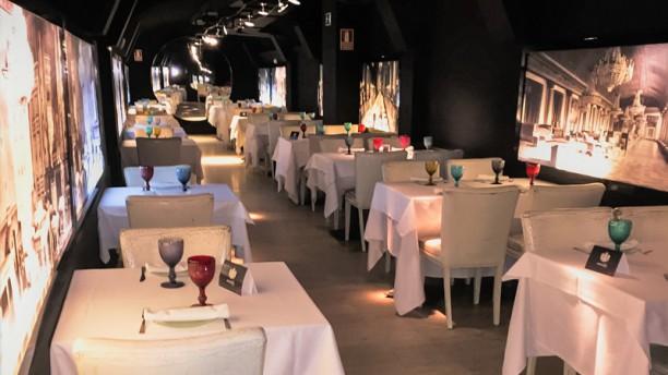 Palacio de Anglona Sala del restaurante