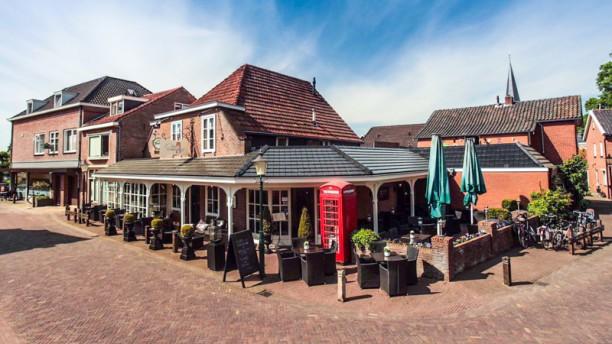 Gasterij 't Oaldershoes Buitenkant