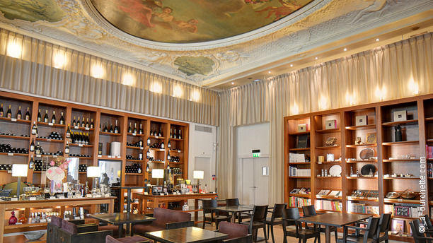 Cafe Champs Elysee Prix