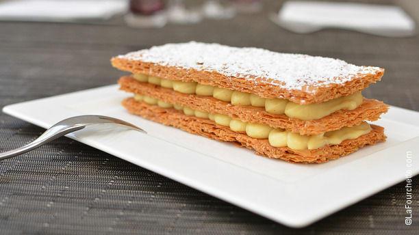 Pavillon Blanc Restaurant Paris