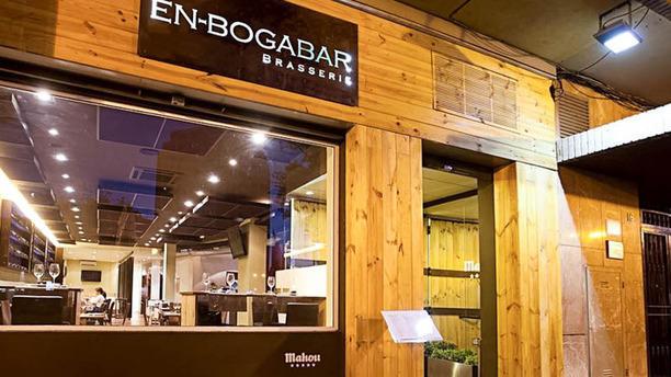 En-Boga Bar entrada