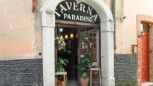 Taverna Paradiso esterno