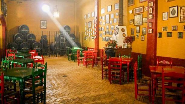 Bodega La Sacristía Vista sala
