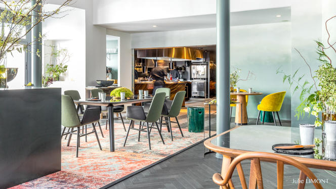 L'Ours - Jacky Ribault - Restaurant - Vincennes