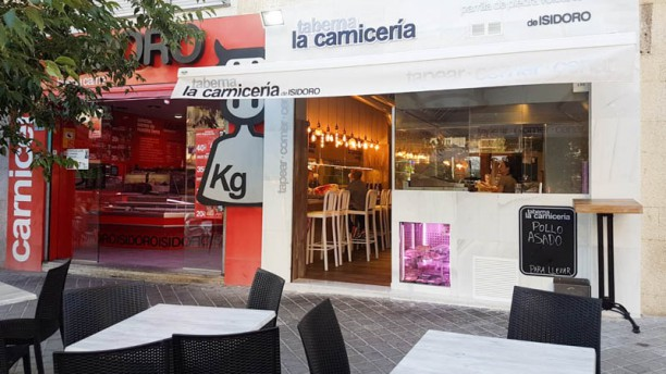 Taberna La Carniceria In Madrid Restaurant Reviews Menu And