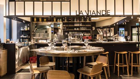 Printemps du goût La Viande par Akrame, Paris