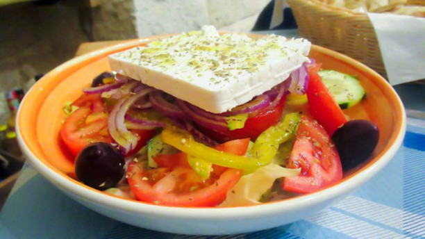 Taverna Greca 3/14 Suggerimento dello chef