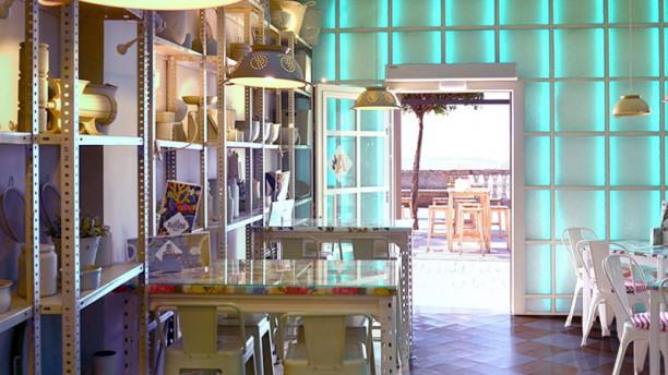 La Alacena Sala del restaurante