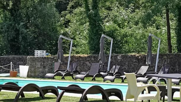 La Belluccia piscina