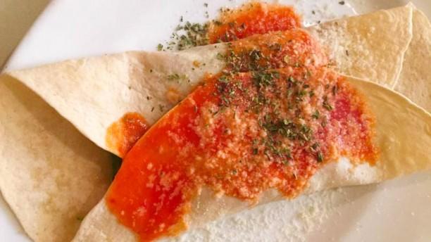 Pizzeria Trattoria Romolo El calzone
