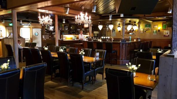 Wegrestaurant 't Vliegveld Bar - Restaurant