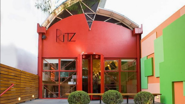 Ritz - Itaim entrada