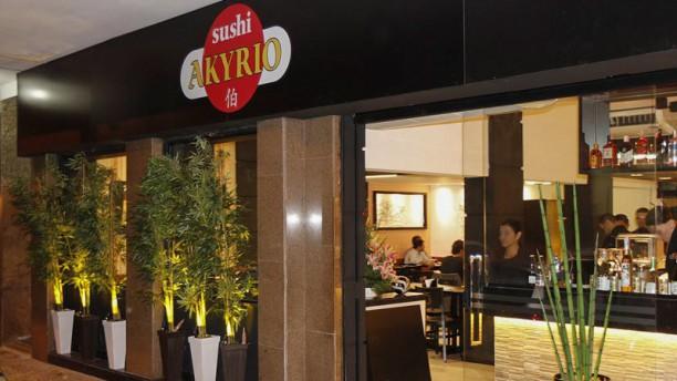 Sushi Akyrio Entrada