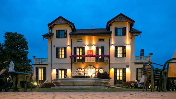 Villa Ottocento Entrata