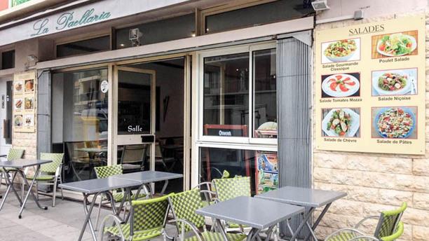 La paellaria restaurant 84 boulevard de la madeleine for Garage boulevard de la madeleine nice