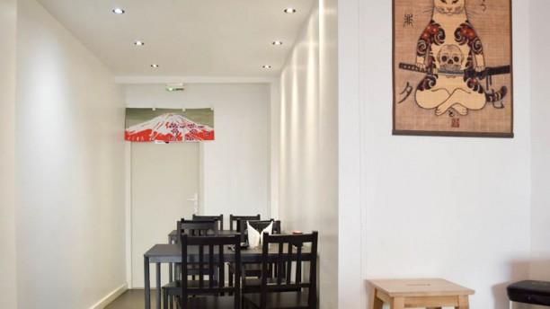 Oshi Sushi Vue de la salle