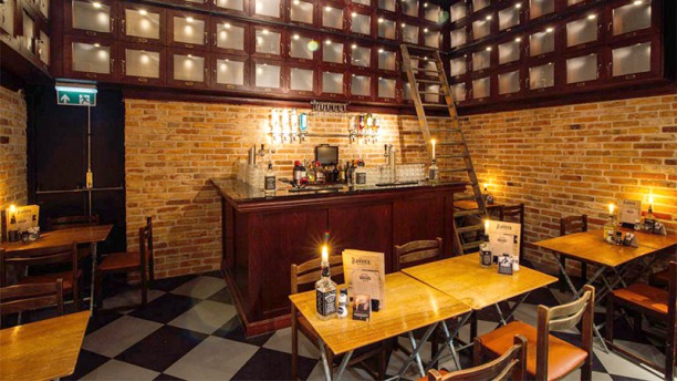 Barbier Breda Het restaurant