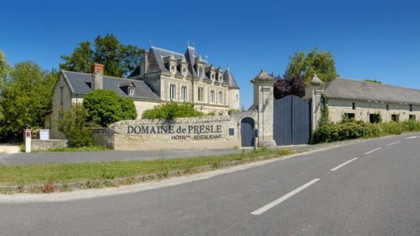 Le Moulin des Saveurs - Saumur Entrée du Domaine