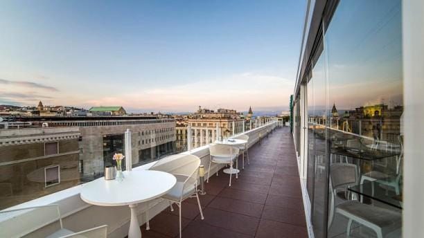 La Terrazza Del Re In Naples Restaurant Reviews Menu And